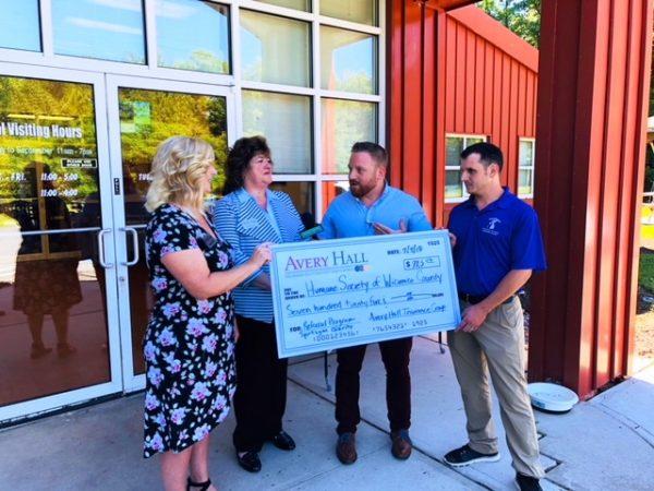 Humane Society of Wicomico County Referral Program 1