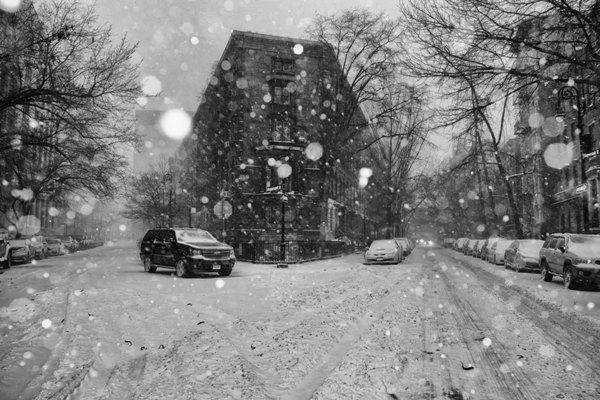 Winter Storm Health Safety