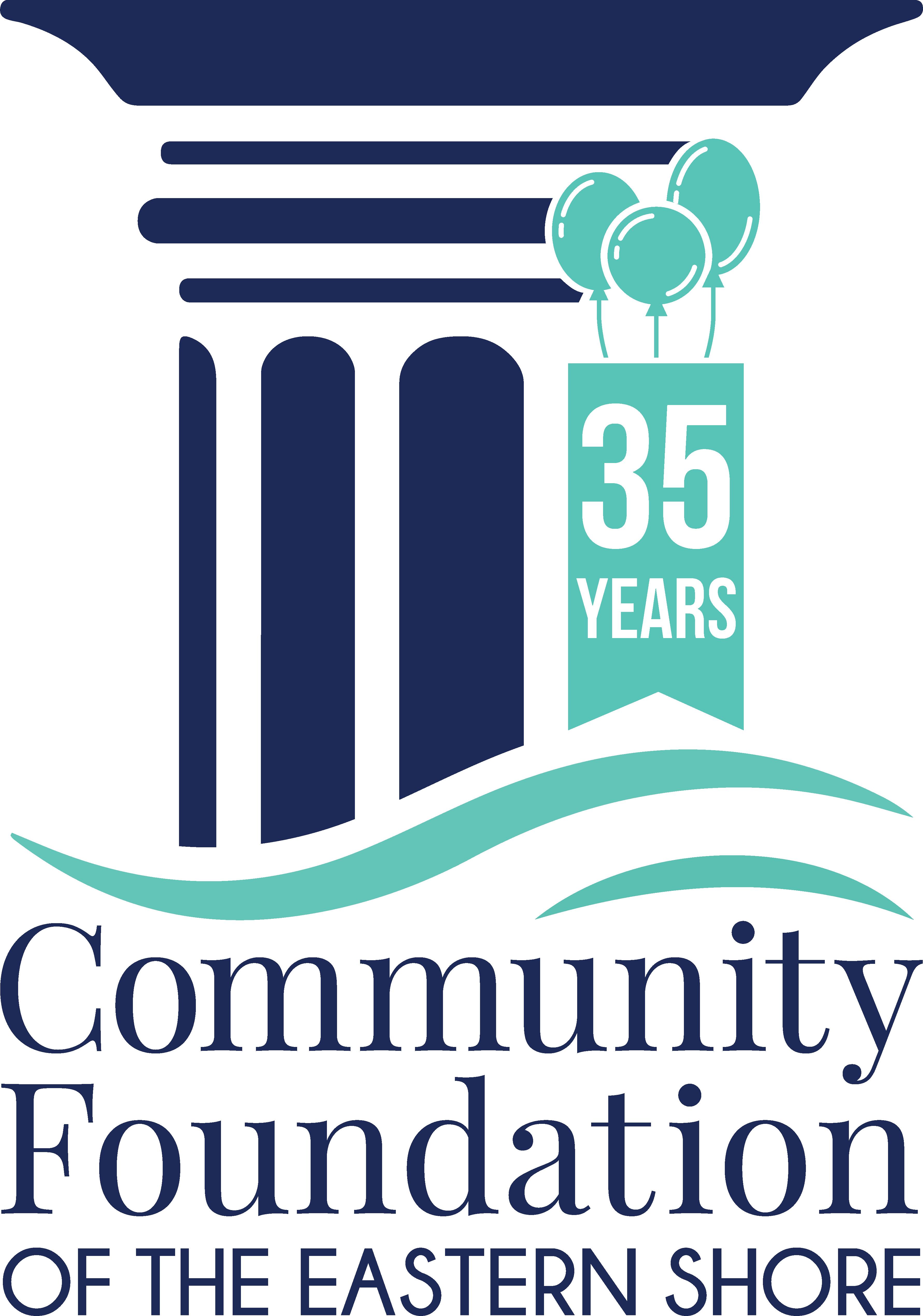 Community Foundation of The Eastern Shore Logo